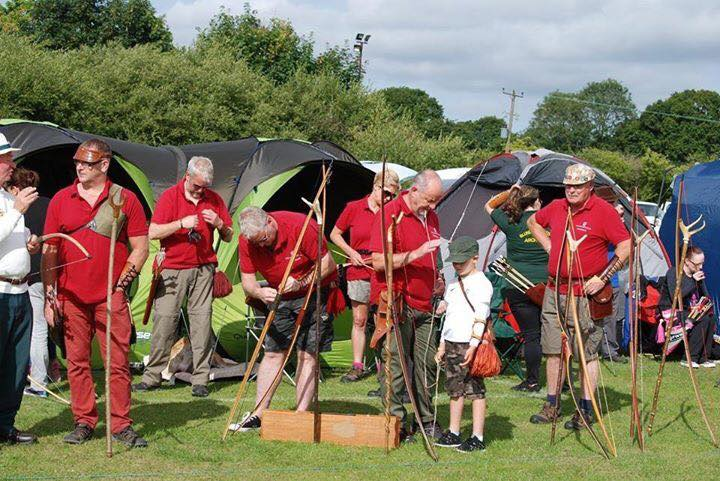 The Longbow Club out and about